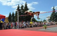 Внук Віталія Лонського вшанував пам'ять діда перемогою у міжнародних змаганнях зі стрибків у висоту