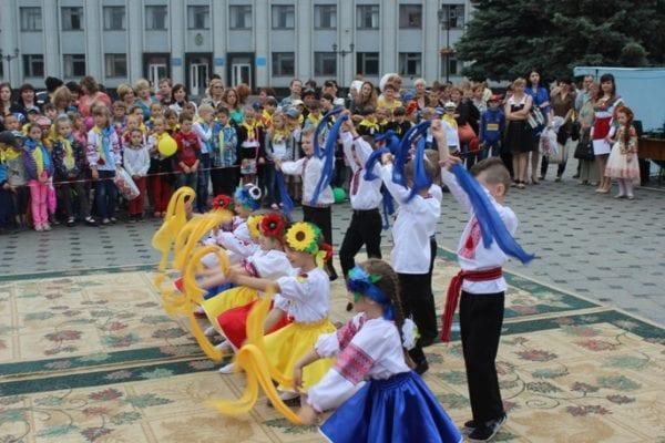 """Зразковий аматорський ансамбль танцю """"Яворочок"""" міста Бердичева святкує перемогу"""