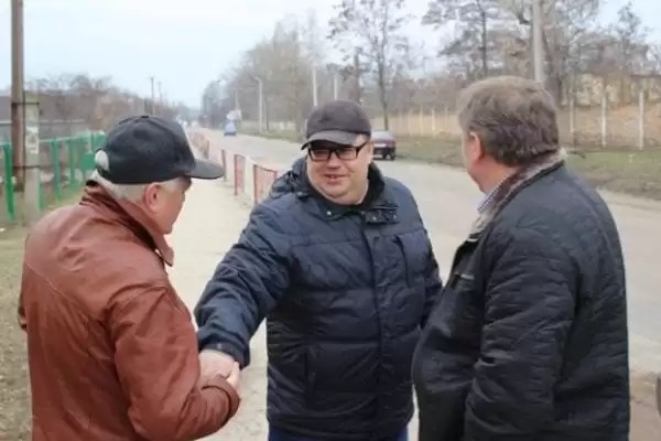 У місті Бердичеві ВО «Батьківщина» займеться облаштуванням зупинок громадського транспорту