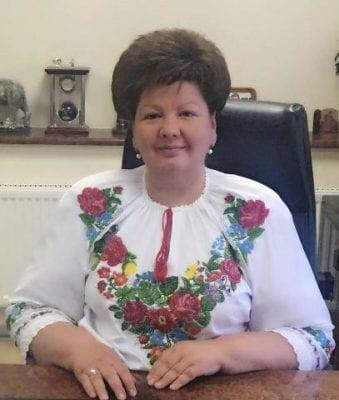 Анжеліка Лабунська вітає бердичівлян з Днем української вишиванки