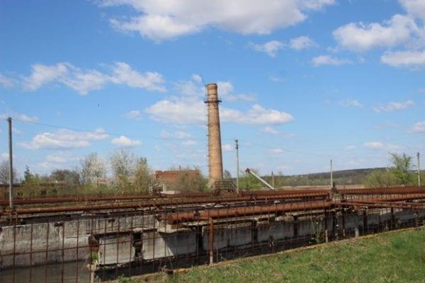 У Бердичеві виявили бомбу на території одного з підприємств міста