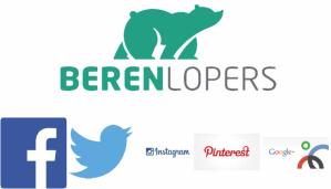 Berenlopers.nl Social Media