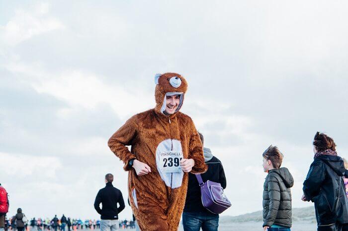 Foto's halve marathon Berenloop 2016 deel 3.