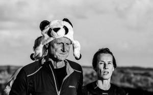 Zwart-Wit Foto's Berenloop 2016