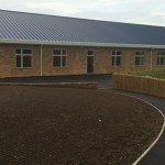 Bere_Regis_Primary_School_Construction_photograph_September_2016_3_-_South_West_corner_