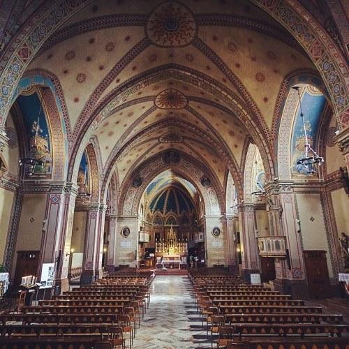 Chiesa del Paradiso a Clusone