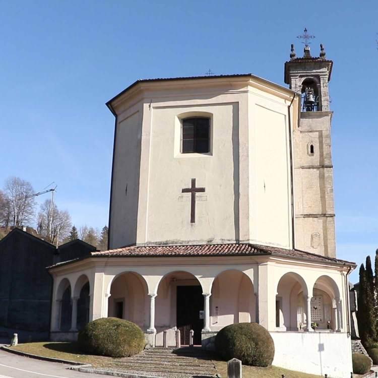 Chiesa di san Lucio a Clusone