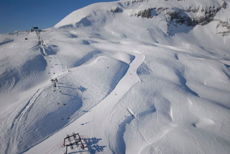 colere ski area