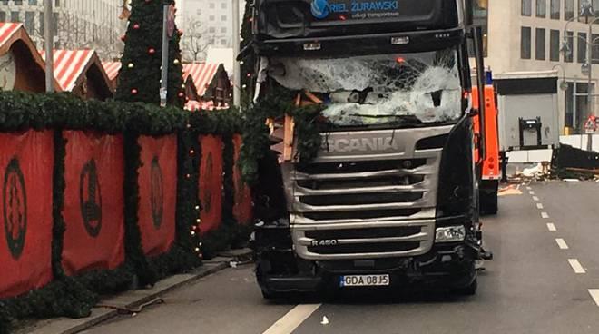 Risultati immagini per attentato berlino