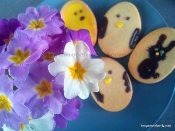 petit beurre pâques - bergamote family