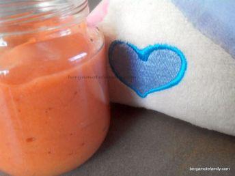 compote fraise rhubarbe - bergamote family