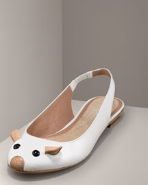 Mouse Slingback by Marc Jacobs    Click!