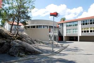 Tertnes skole, Grønskjeret 5, barneskole, 1.–7. klasse. Fotograf: Ragnhild Øverland Arnesen.
