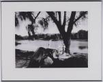 """<h5>""""Plein Air"""" by Joachim Oppenheimer (N/D)</h5><p>Approx. 16″x20″; Iris print from pinhole photograph BMAS 1062</p>"""