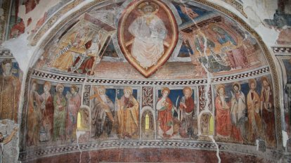 San Salvatore bei Macra