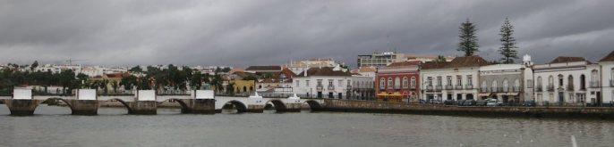 Wanderungen an der Algarve / Tavira