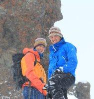 Ski-Expedition Kamtschatka: Team