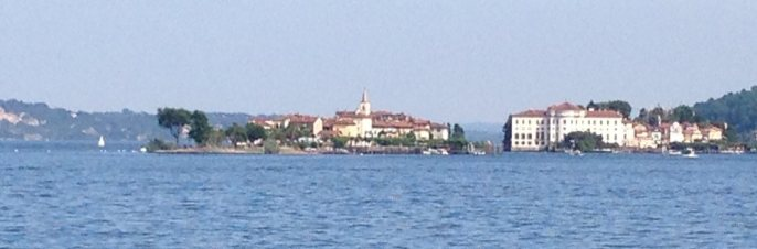 Wandern am Lago Maggiore: Baveno mit seinen Inseln