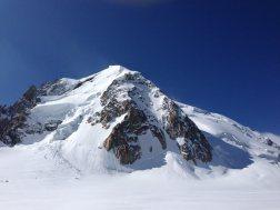 Bergerlebnis/ Mont Blanc du Tacul