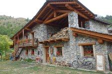 Wanderungen Valmaira: Viviere - das Juwel von Fabrizio