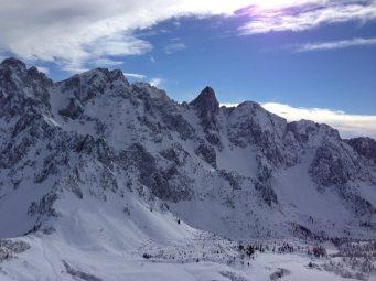 Monte Baguzza / Bergerlebnis
