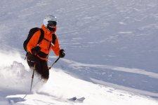 Skitouren Valle Maira 2015 / Tiefschneefahren