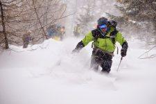 Skitouren Valle Maira 2015 / Telemarker