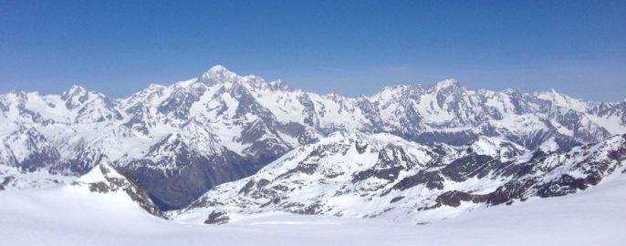 Südtiroler Bergführer Ausbildung / Panorama