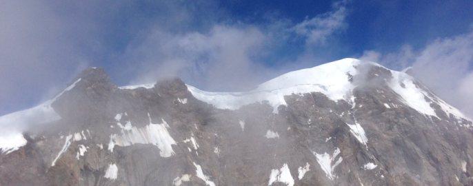Hochtouren Monte Rosa / Schwarzhornspitze