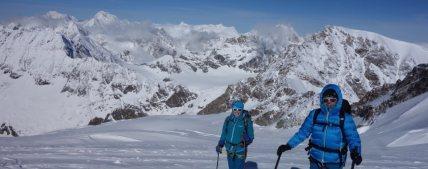 Skitouren im Valpellin