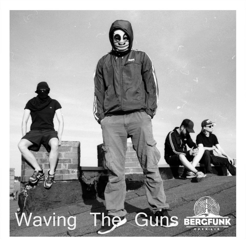 WAVING THE GUNS