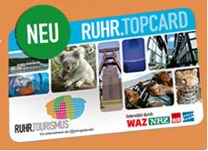 Ruhrtopcard 2016 ist da