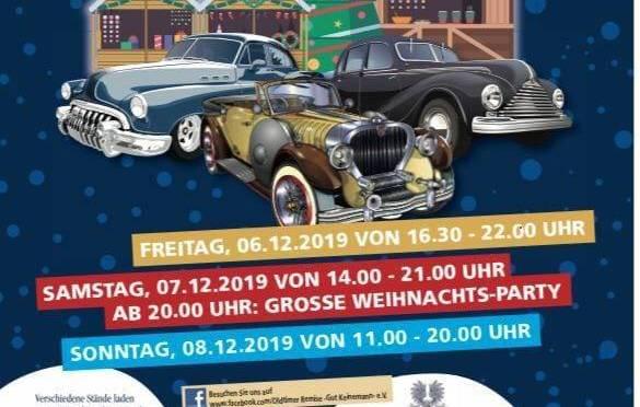 Weihnachtsmarkt auf Gut Keinemann (6.-8.12.2019)