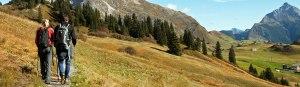 Outdoor-Aktivitäten | Wandern | Trekking | Bergland Appartements in Lech am Arlberg | Sommer-Frische auf 1600m in Lech am Arlberg