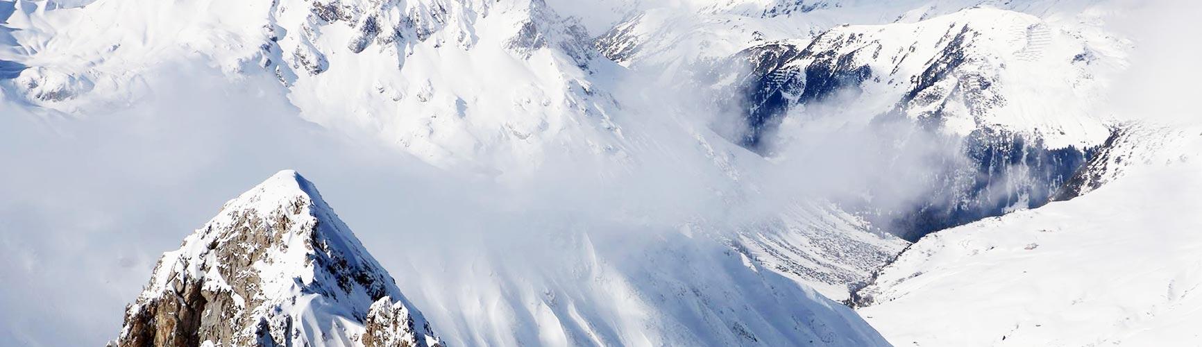 Für Anfänger und Sportliche Schifahrer | Bergland Appartements in Lech am Arlberg | Skiurlaub in der Wiege des alpinen Skisports
