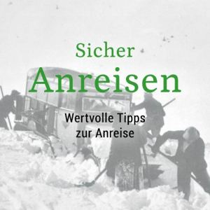 Anreise Informationen Winter Lech Arlberg Bergland Appartement