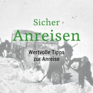 Anreise Informationen Winter Lech Arlberg Bergland Appartement