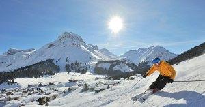 Ski Arlberg   Bergland Appartements in Lech am Arlberg