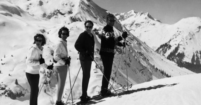 Skikultur trifft Kinoleinwand: spurbar[die faszination]