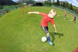 16. Fußballcamp Lech am Arlberg