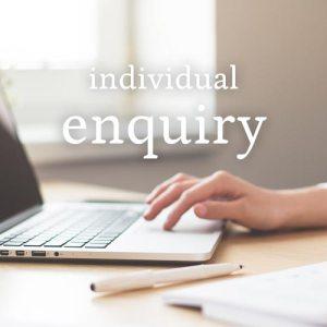 individual enquiry