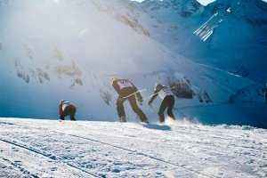 das rennen - der weisse ring - Bergland Appartements - Winter 2018 19 - Veranstaltungen Lech Zürs