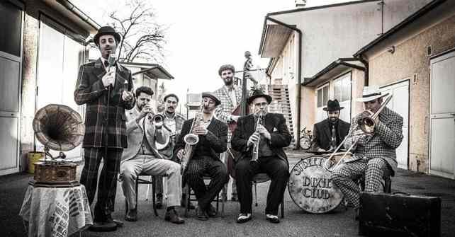Tanzcafé: Street View Dixie Club