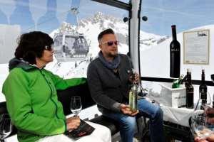 Weingondeln - Bergland Appartements - Winter 2017 18 - Veranstaltungen Lech Zürs