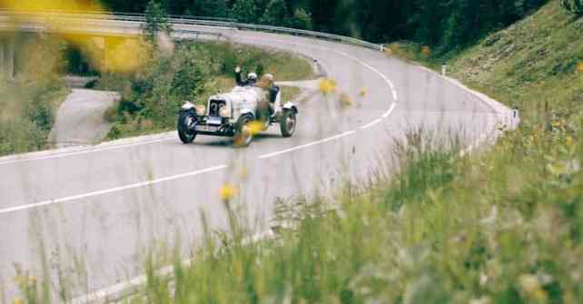 Arlberg Classic Car Rally: Etappe APPENZELLER LAND TOUR