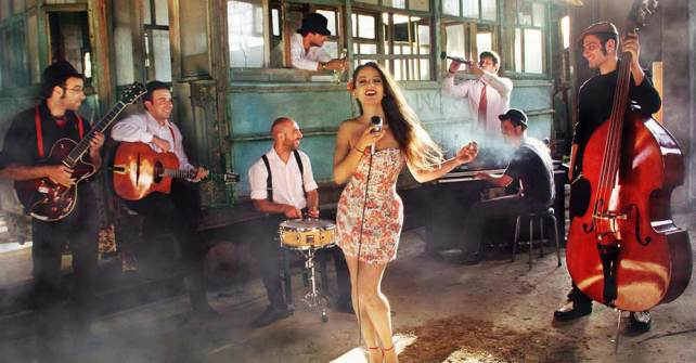 The Speakeasies Swing Band | Tanzcafé