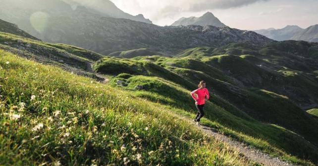 Lauftag mit Sabine Reiner