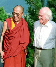 Image result for dalai lama and heinrich harrer