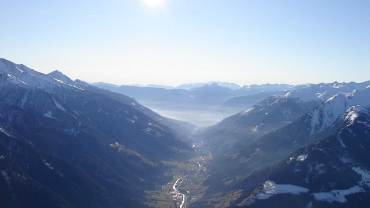 Schlotterjoch (2373m)