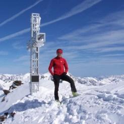 Gipfelfoto (Dank an die Psairer)